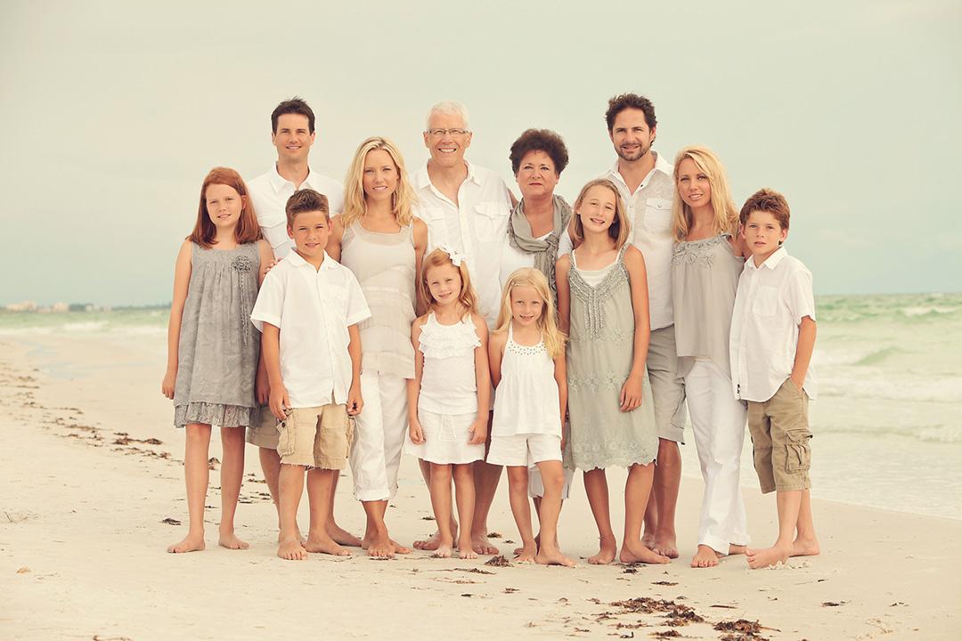 Tampa Bay Sarasota Photographer Beach Portraits Engagements